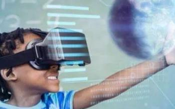现如今VR技术已逐渐应用与实际教学中