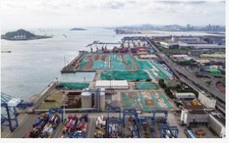 厦门远海码头携手厦门移动建设首个智慧港口5G应用
