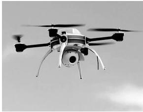 安防无人机在行业界的�v地位是怎样的