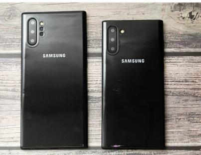 三星Galaxy Note 10将会运行安卓10...