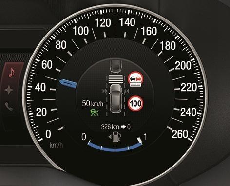 福特推出新车速控制系统保障汽车安全