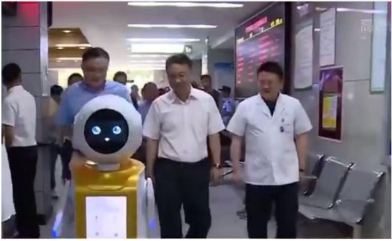 5G和机器人是怎么帮助打造智慧医院的