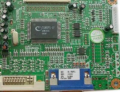 液晶显示器驱动板电路的维修技巧有哪些