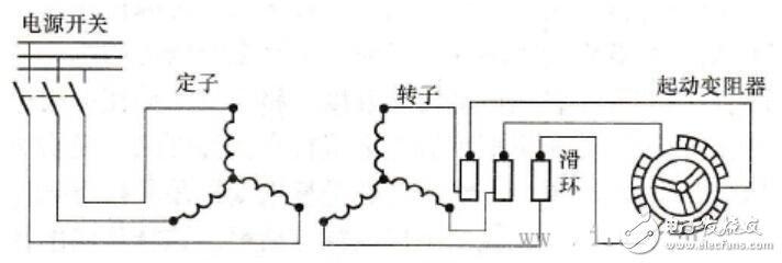 频敏变阻器电气原理图_频敏变阻器作用