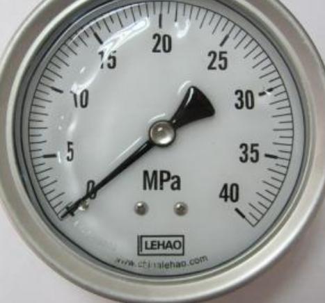 耐震压力表漏油怎么办