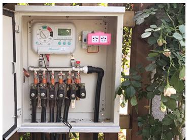 自动浇灌喷淋控制系统怎样来实现
