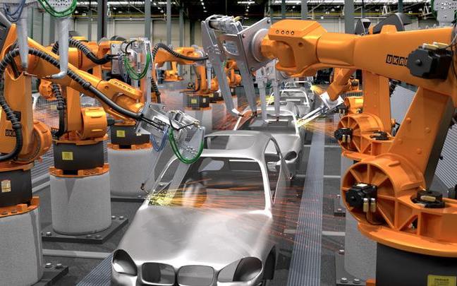"""韓國成全球工業機器人密度""""領頭羊"""",中韓技術市場互補,合作升溫"""