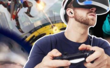 5G的技术加持下VR发展前景明亮