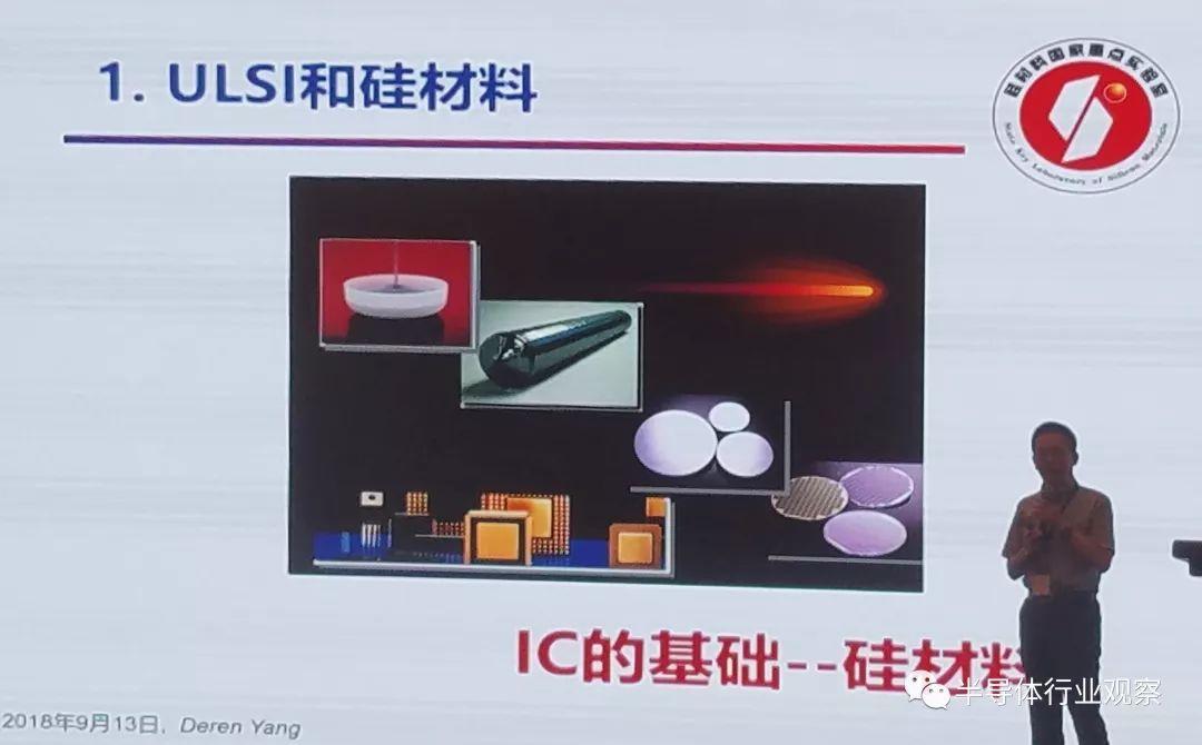 關于中國大硅片發展現狀分析和方案設計