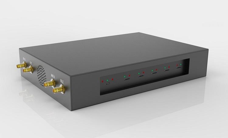 5G+4G LTE +wifi AC+千兆网口多合一5G融合通信网关,支持4G多路聚合. 物联网应用