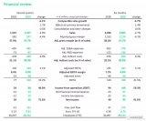 昕諾飛公布2019年第二季度業績 營業利潤率為9.0%