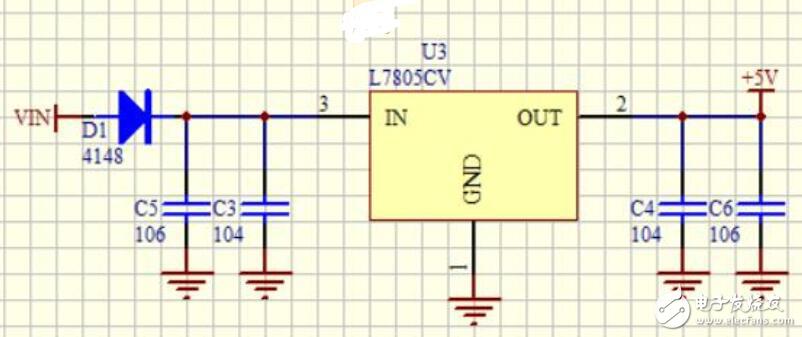 大功率led驱动电路图
