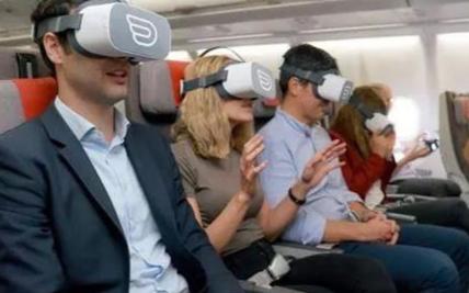 VR操操在线观看应用于航空业会有千仞目光�C然怎样的化学反应