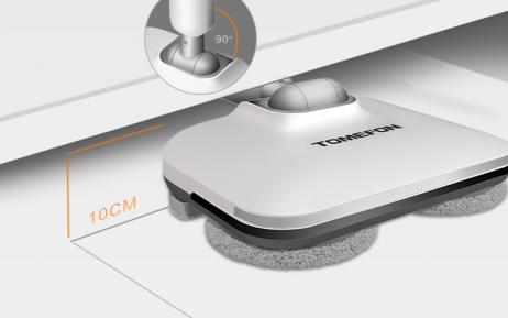 德國品牌斐納推出TOMEFON-TF-T6無線電動拖把