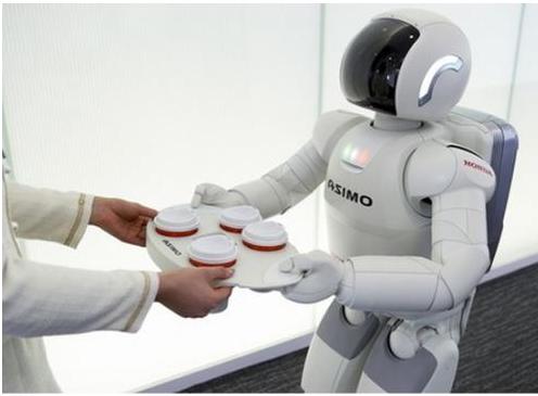 怎样教导机器人抓握和扔东西