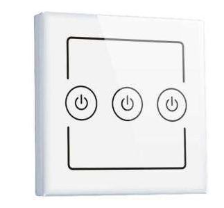 触摸开关电路板的工作原理前面及注意事项说明