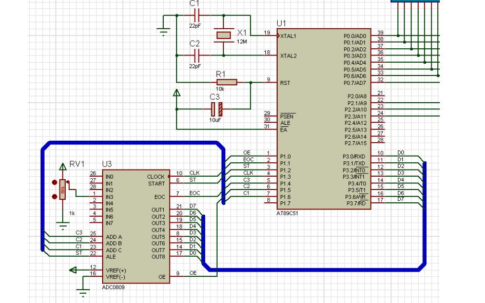 使用STM32单片机核心板驱动ADC的源代码例程免费下载