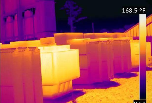关于热像仪优化对比度的研究分析