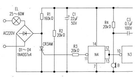 声控灯是电路的常见故障有哪些
