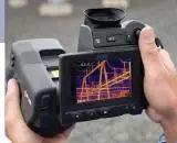 FLIR專業紅外熱像儀在探查管路和設備情況方面的應用