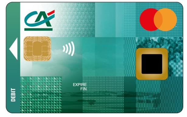 捷德与法国银行集团Credit Agricole推出生物识别支付卡试点项目