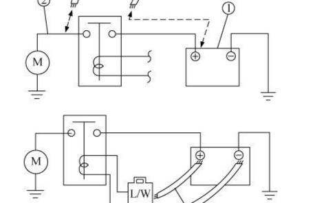 用模拟电路检查法来维修摩∏托车电路故障