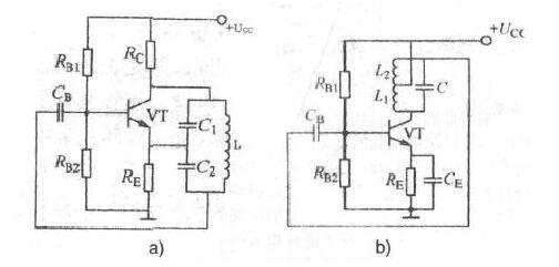 三点式振荡电路的特点_三点式振荡电路判断