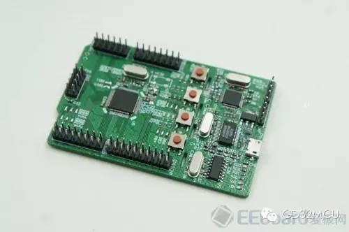 分析口袋实验板GD32 Colibri-F190R8评测介绍
