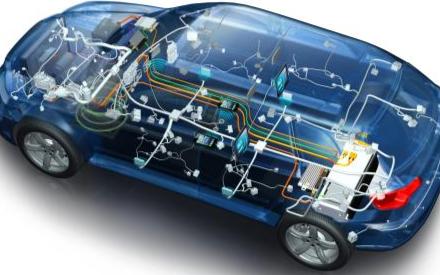 关于汽车系统中整车控制器(VCU)的功能