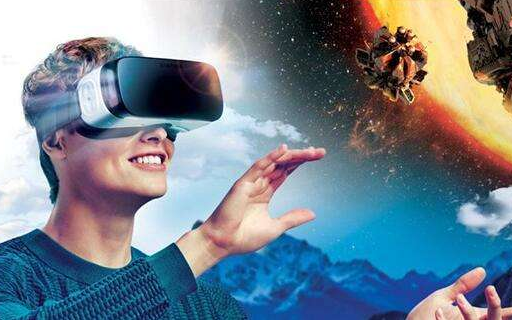 2018年中国虚拟现实行业规模超200亿元,虚拟...
