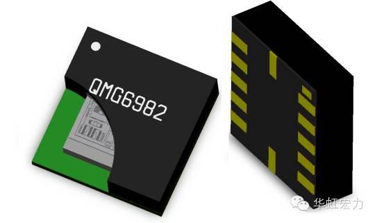 关于国内第一款单芯片三轴陀螺仪的性能介绍和应用