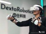 Dexmo力反馈手套的创造史,以及力反馈交互的原...