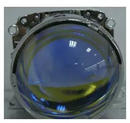 关于车灯透镜成型时的测温介绍和分析