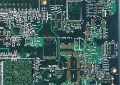 How to components in the PCB board Grounding?