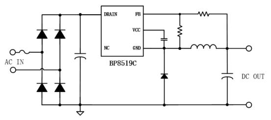 分析BP8519C--超低系統成本IoT待機電性能介紹