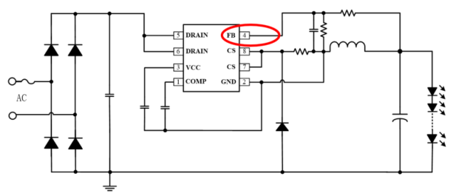 关于LED闪灯分析