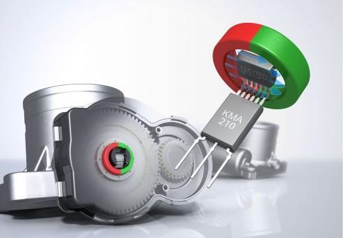 恩智浦新一代汽车位置传感器KMA210的特性及应用解析