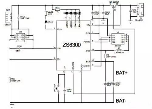 回顾移动电源大电流充电方案IC的分析和应用介绍