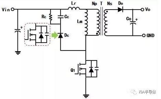 分享高功率密度快充/PD适配器电源结构原理