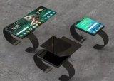 柔性屏加持展开就是手机 OPPO可折叠手表专利曝♀光