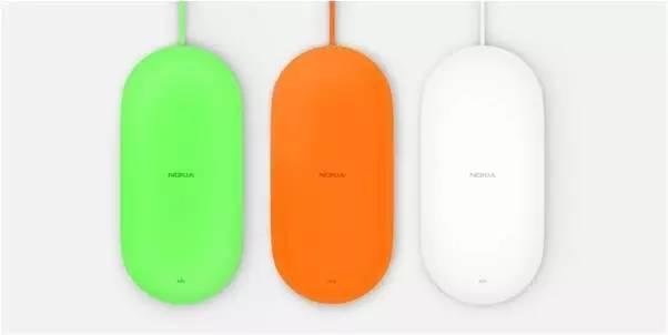 诺基亚和微软联合开发的蓝牙智能无线充电