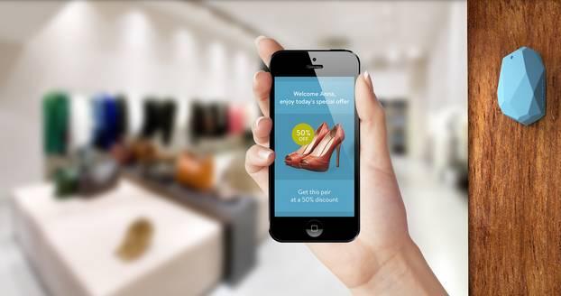 如何通過Beacon技術讓消費者在店內呆的更久?