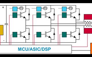 Broadcom 的 15 mm 宽 ACNT 光电耦合器高压应用