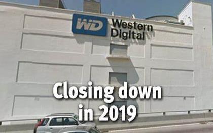 西部数据宣布受损工厂已恢复生产 损失达3.4亿美...