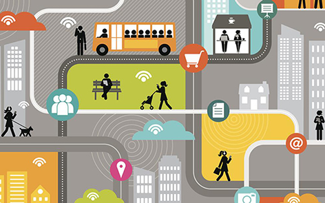 2019年NB-IoT用户数将超过1亿,5G八大应用趋势逐�D�r�@�个看