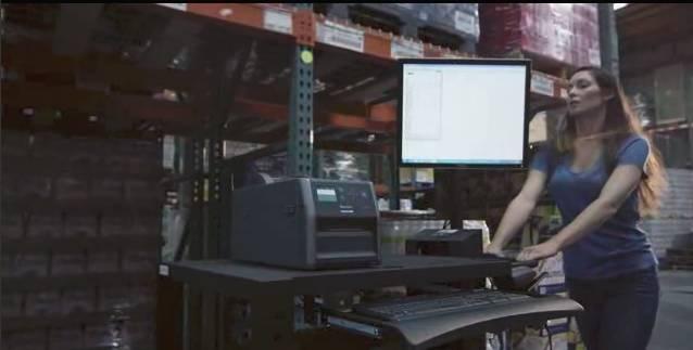 关于霍尼韦尔PD43 轻工业标签打印机的性能分析和应用