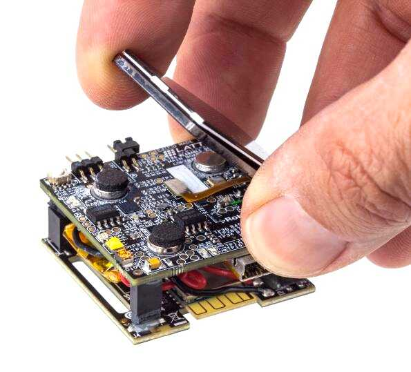 莱迪思半导体的iCE40 Ultra  可穿戴设备