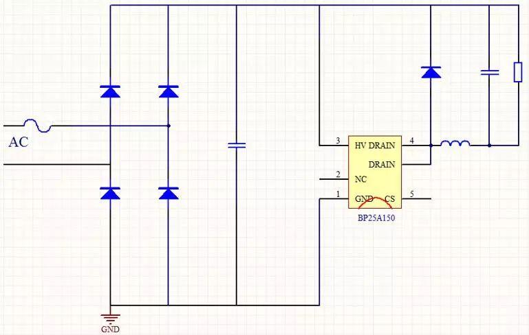 关于BP25A150系列产品性能介绍