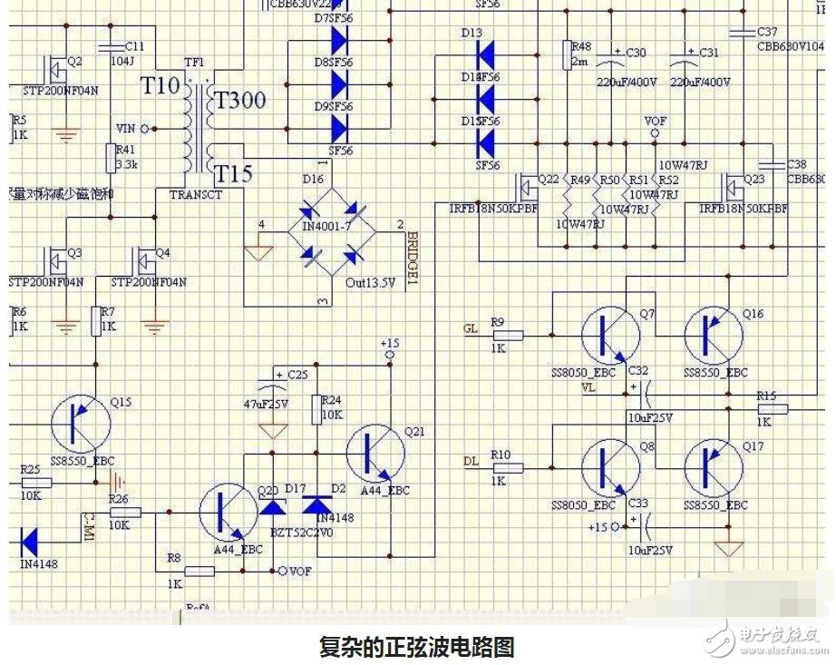 正弦波逆變器原理_正弦波逆變器的優缺點