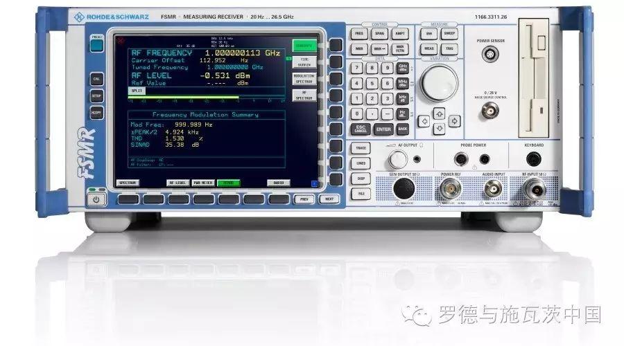 关于信号发生器计量测试解决方案的先容和应用
